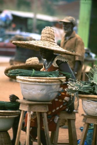Benin - Abomey 09