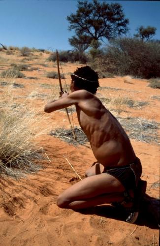 Namibia - Bushmen 004