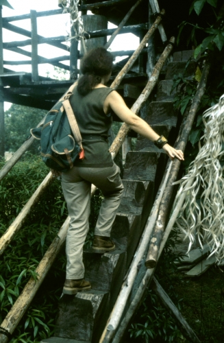 Malaysia - Borneo, journey to the Iban tribe 004