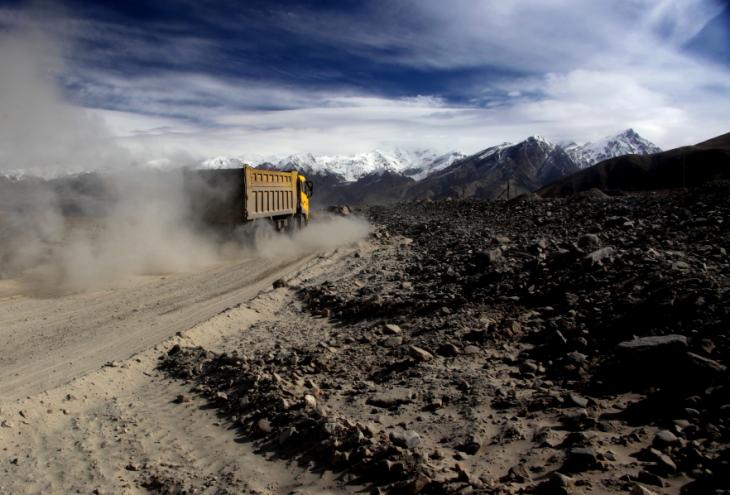 China - Xinjiang 503 - Pamir
