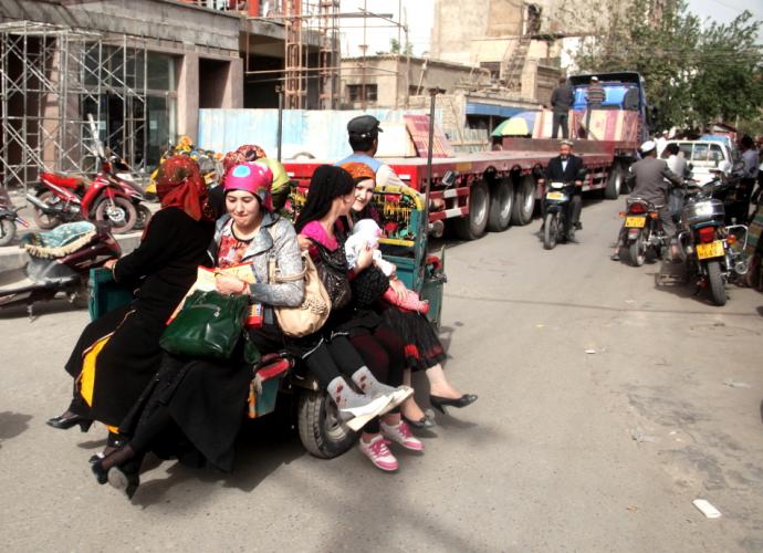 China - Xinjiang 554 - Yarkand