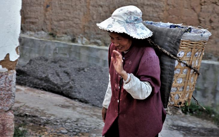 China - Yunnan 581 - Shaxi surroundings