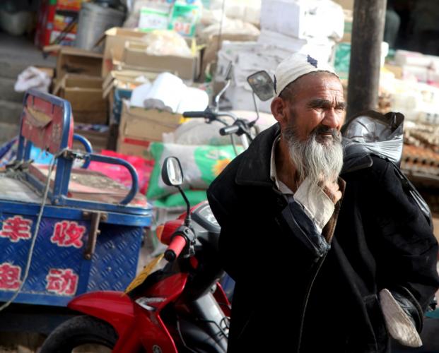 China - Xinjiang 595 - Yarkand