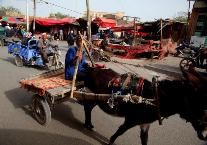 China - Xinjiang 596 - Yarkand
