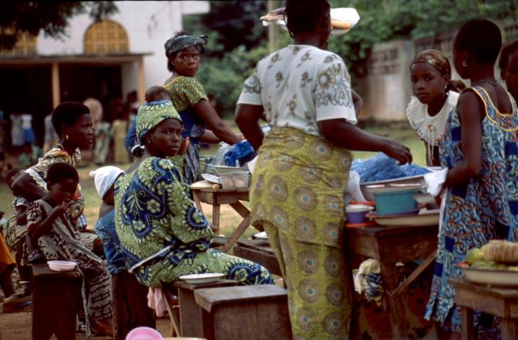 Benin - Lac Aheme 05