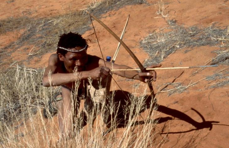 Namibia - Bushmen 005