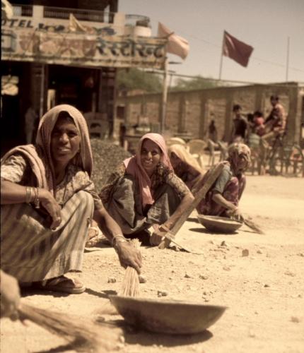 India - Jaipur 60 - On the road