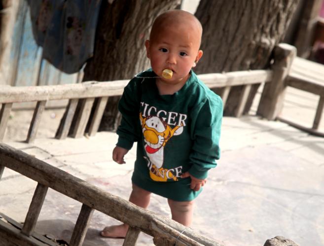 China - Xinjiang 617 - Yarkand