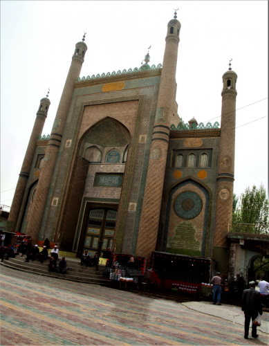 China - Xinjiang 629 - Kargilik