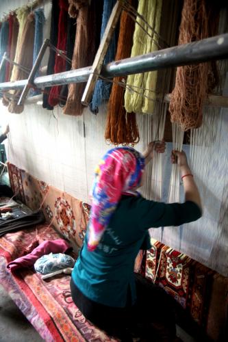 China - Xinjiang 644 - Hotan