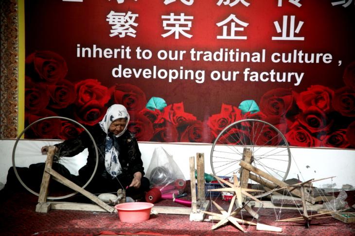 China - Xinjiang 653 - Hotan