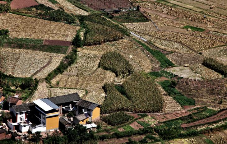 China - Yunnan 697 - Nuodeng surroundings