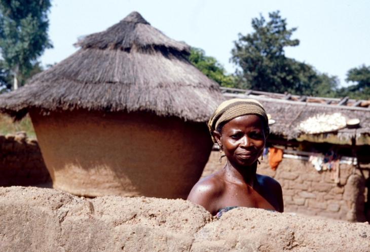 Benin 14 - On the road to Natitingou