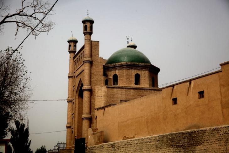 China - Xinjiang 732 - Kuche