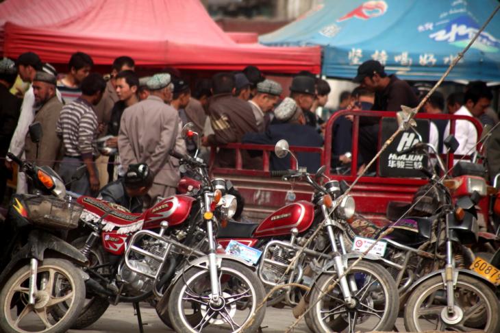 China - Xinjiang 756 - Kuche