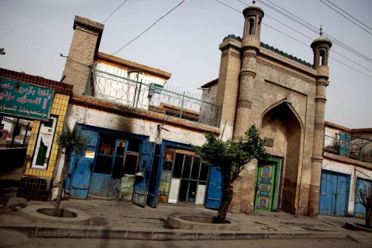 China - Xinjiang 760 - Kuche