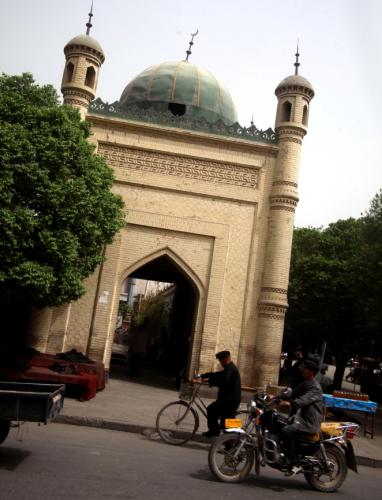 China - Xinjiang 777 - Kuche