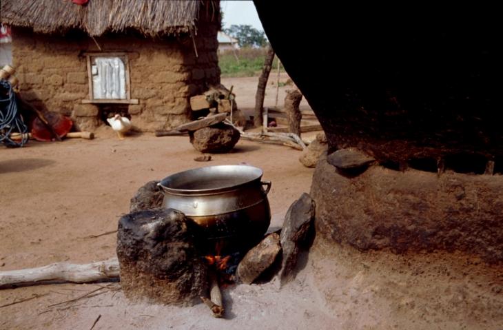 Benin 21 - On the road to Natitingou
