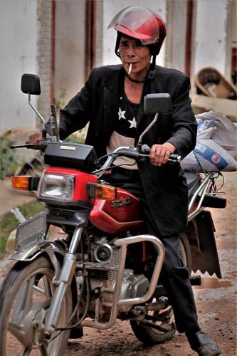 China - Yunnan 780- Dali surroundings - Minority market