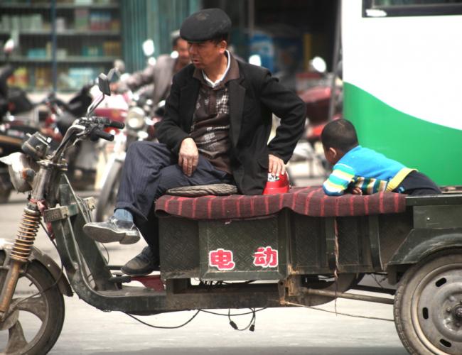 China - Xinjiang 781 - Kuche