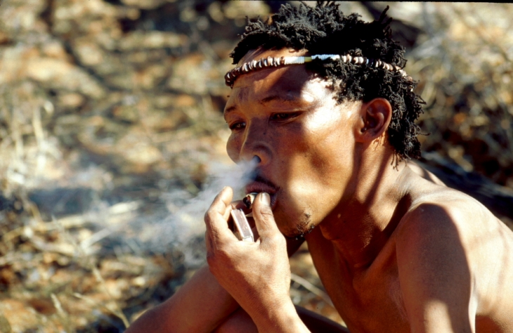 Namibia - Bushmen 007