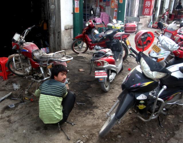 China - Xinjiang 801 - Kuche