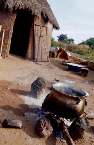 Benin 25 - On the road to Natitingou