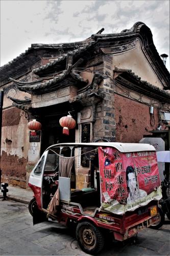 China - Yunnan 830 - Dali surroundings - Weishan