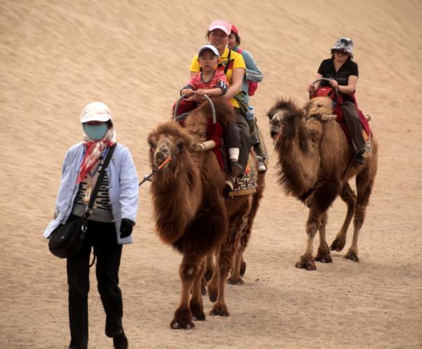 China - Gansu 024 - Dunhuang