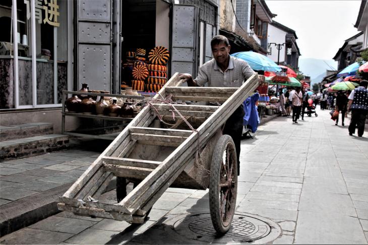 China - Yunnan 833 - Dali surroundings - Weishan