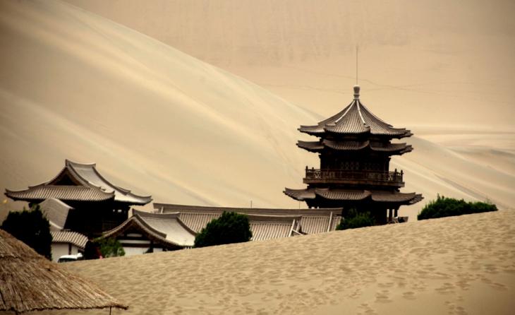 China - Gansu 027 - Dunhuang