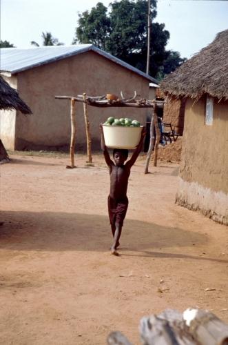 Benin 27 - On the road to Natitingou