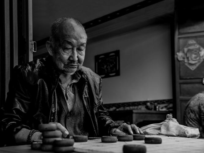 China - Yunnan 840 - Dali surroundings - Weishan