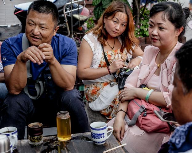 China - Yunnan 846 - Dali surroundings - Weishan
