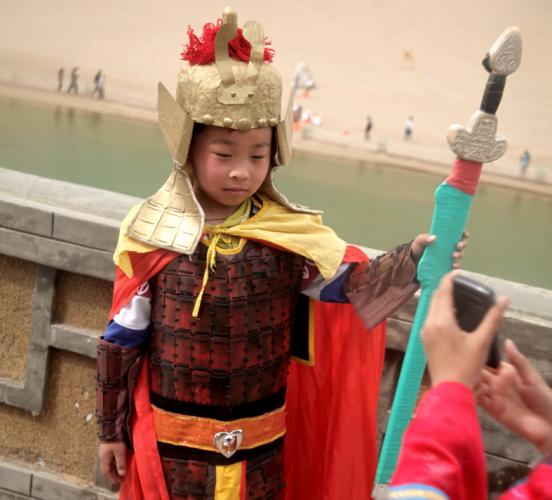 China - Gansu 040 - Dunhuang