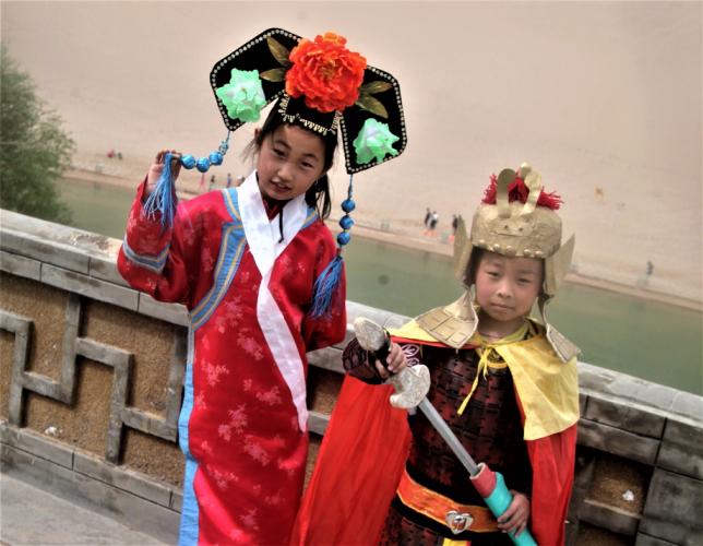 China - Gansu 042 - Dunhuang