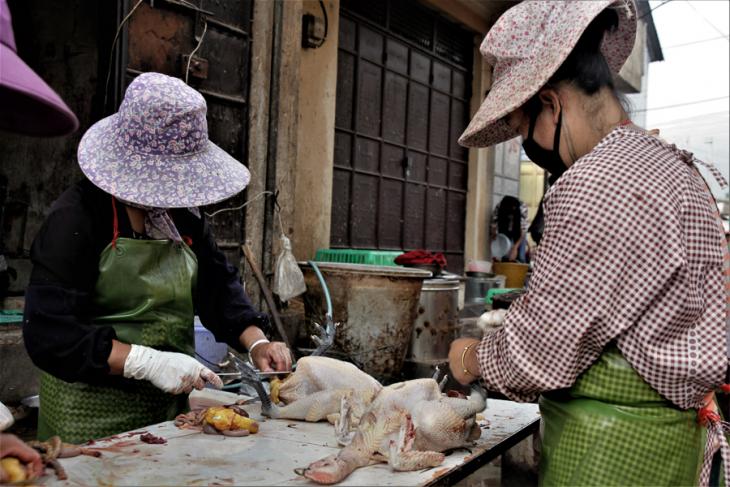China - Yunnan 852 - Dali surroundings - Xhizou village
