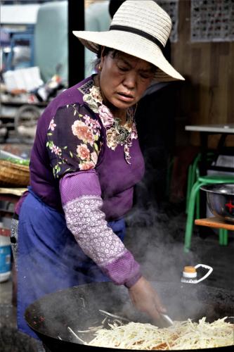 China - Yunnan 854 - Dali surroundings - Xhizou village