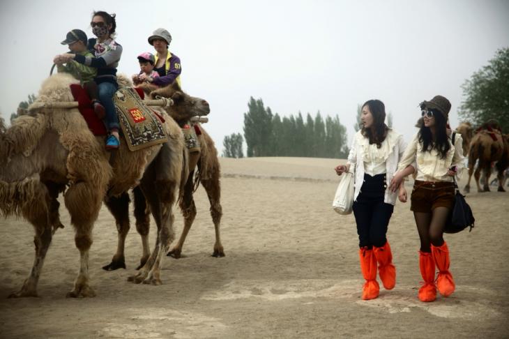 China - Gansu 048 - Dunhuang