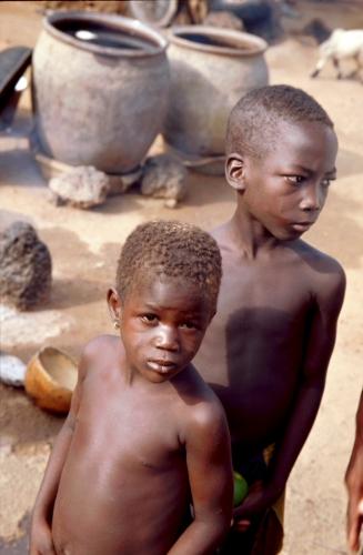 Benin 30 - On the road to Natitingou