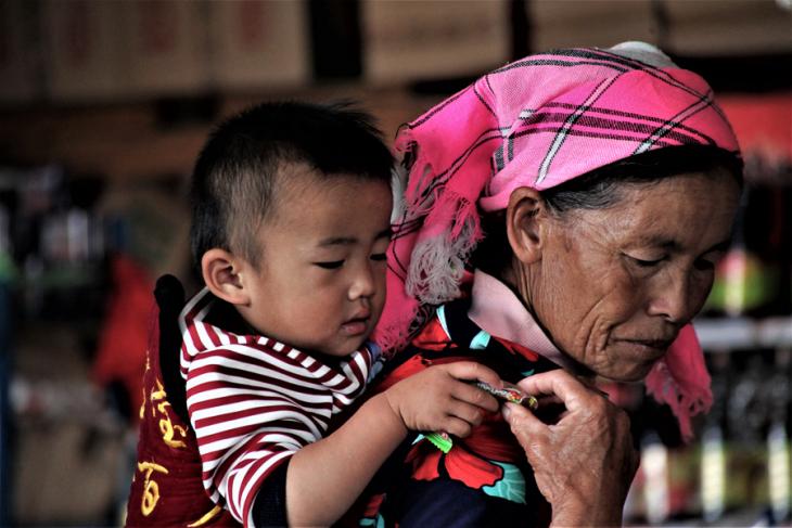 China - Yunnan 871 - Dali surroundings - Xhizou village