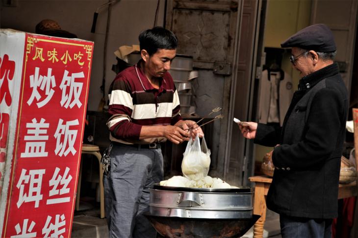 China - Yunnan 875 - Dali surroundings - Xhizou village