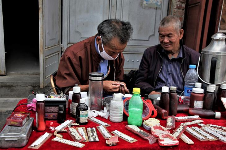 China - Yunnan 876 - Dali surroundings - Xhizou village