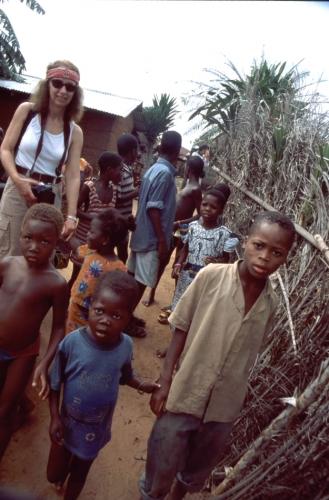 Benin 31 - On the road to Natitingou