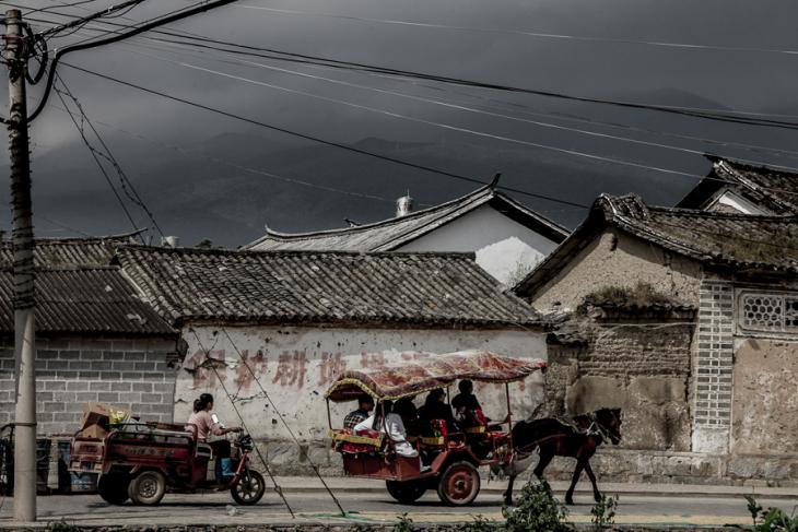 China - Yunnan 881 - Dali surroundings - Xhizou village