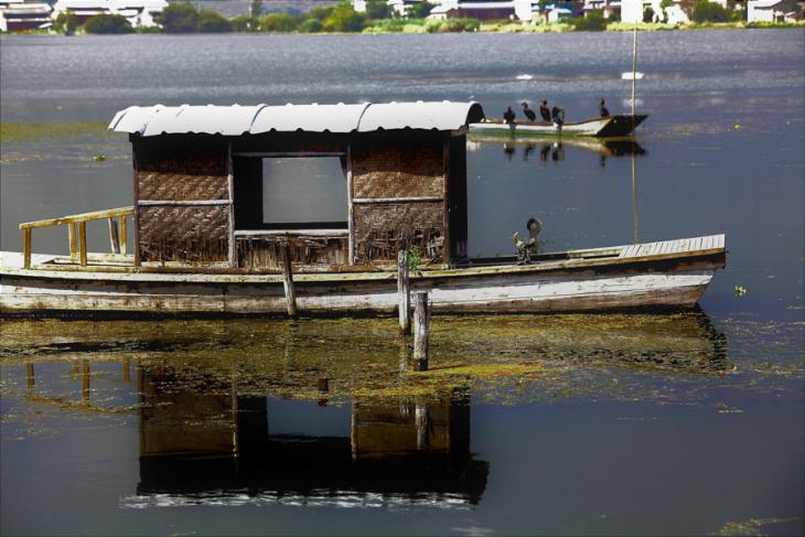 China - Yunnan 885 - Dali surroundings - Xihu lake