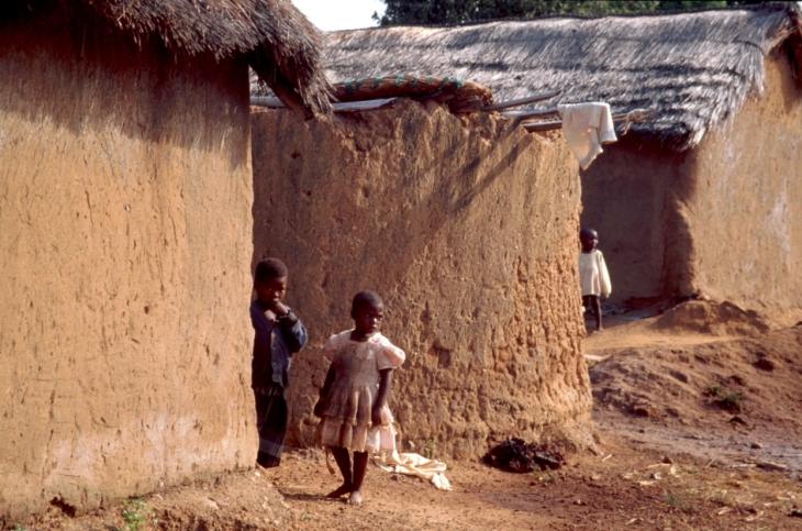Benin 32 - On the road to Natitingou