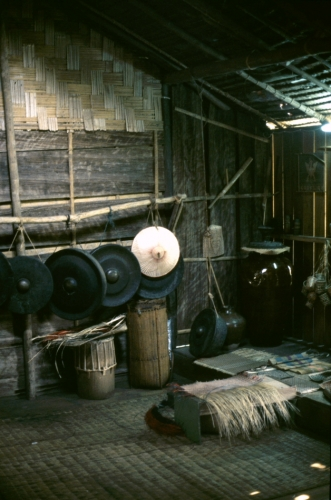 Malaysia - Borneo, journey to the Iban tribe 008