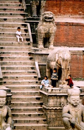 Nepal - Baktapur 008