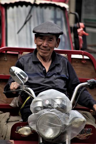 China - Yunnan 901 - Dali surroundings - Bai minority village